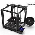 Ender-5 3D stampante Ad Alta precisione di Grandi dimensioni Mainboard Cmagnetic costruire piatto, potenza off riprendere facile da costruire Creality 3D ender 5