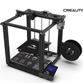 Impresora 3D Ender-5 de alta precisión placa base de gran tamaño placa de construcción magnética, luz de apagado de reinicio fácil de construir Creality 3D ender 5