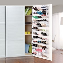 4 Layers 12 Pairs of Shoe Rack
