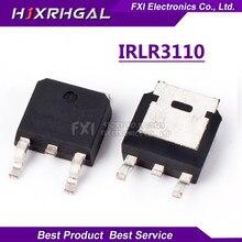 10 pces irlr3110 to-252 novo original