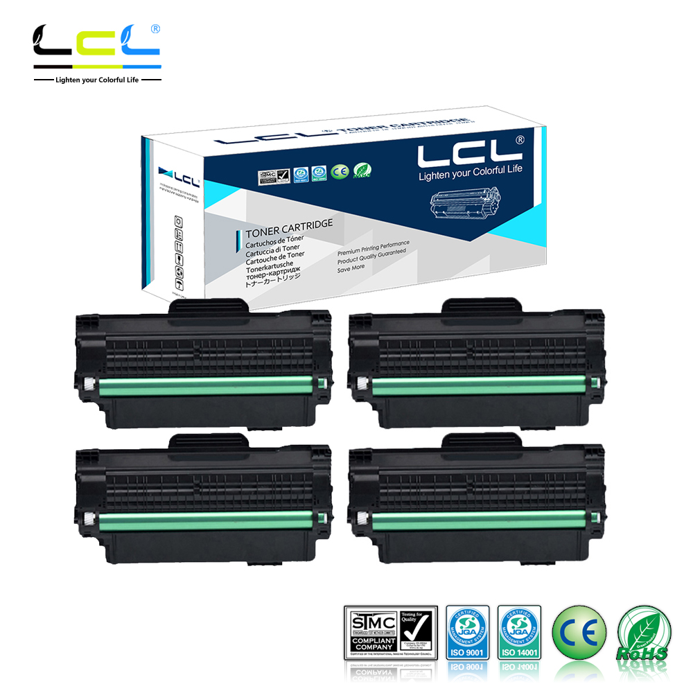 LCL  MLT-D115L D115L MLT-D115 115L (3-Pack) Black Laser Toner Cartridge Compatible for  Samsung SL-M2620/2820/M2670/2870