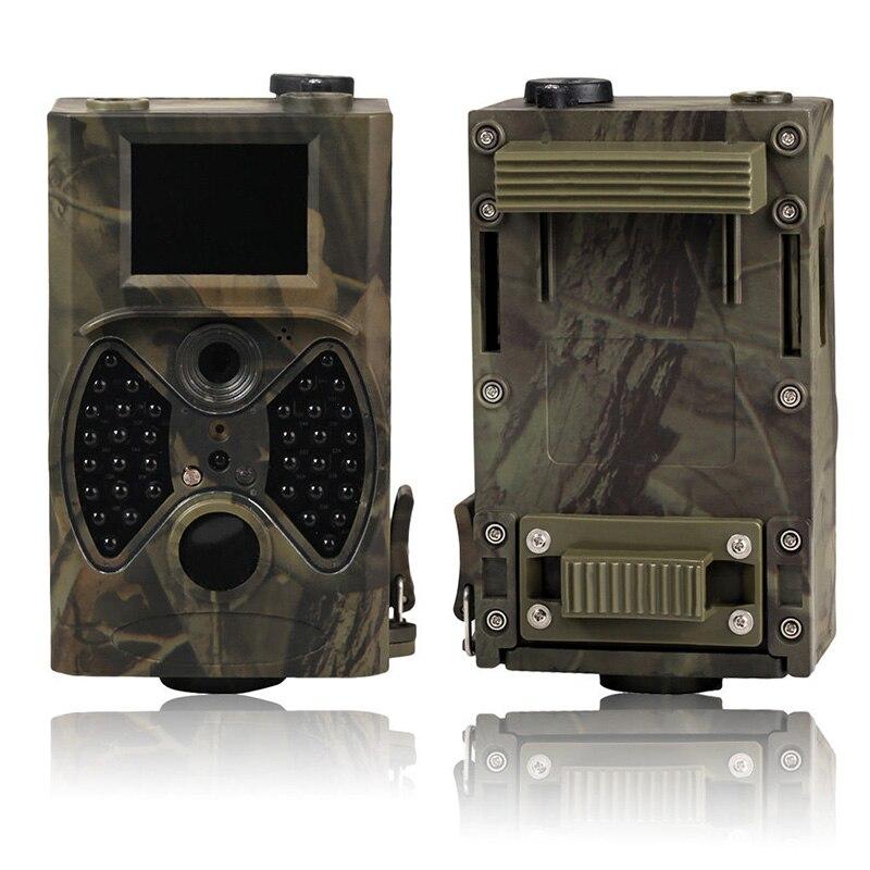 IP65 waterproof outdoor infrared heat sensing camera wildlife observation video camera wildlife trail camera