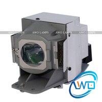 AWO 100% Оригинальная лампа проектора 5j. j9e05.001 с Корпус для проектора Benq w1500 p vip240w лампы внутри