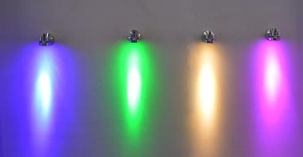 ФОТО 1 year warranty 1W Led Wall Light / 1w Led Wall Lamp Restaurant Hotel KTV Bar Decoration Porch TV Sofa Background Wall Lighting
