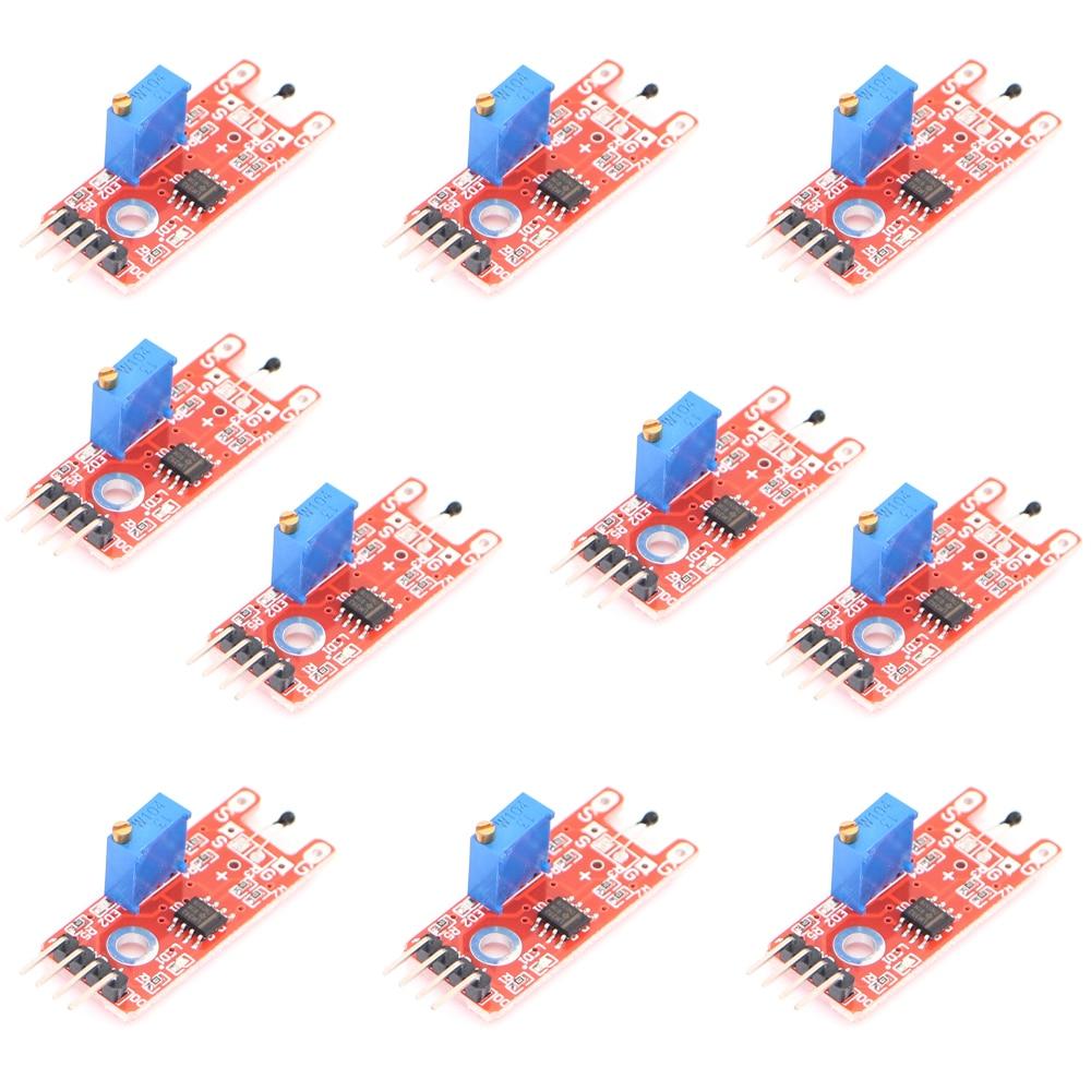 Factory Wholesale Free Shipping KY-028 50pcs Digital Temp Sensor Module