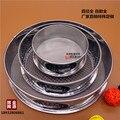 10-60 cm 304 acero inoxidable tamices de malla neto 1-2400 de malla de filtro de polvo fino tamiz de vibración tamiz separación