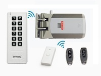 D1 Trasporto Libero 50 m Gamma di Comunicazione 433 MHz Wireless Access Controller Porta