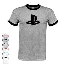 9abee78421ef 2019 Boutique T-shirt Japan PS Logo T shirt Xbox Game playstation T-shirt  Men Streetwear Tee shirt Hip Hop Short Sleeve tshirt