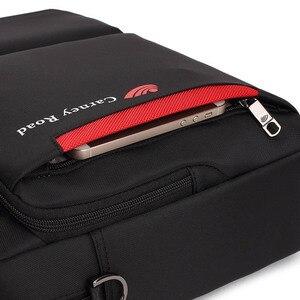 Image 5 - Carneyroad nova moda 12 13 14 15 polegada portátil bolsas para homens mulheres de alta qualidade à prova dwaterproof água negócios mensageiro pastas