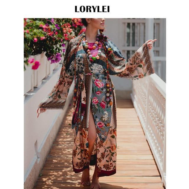 Meeting Diplomacy Fuss  belted kimono vestito on sale b639d 913ec