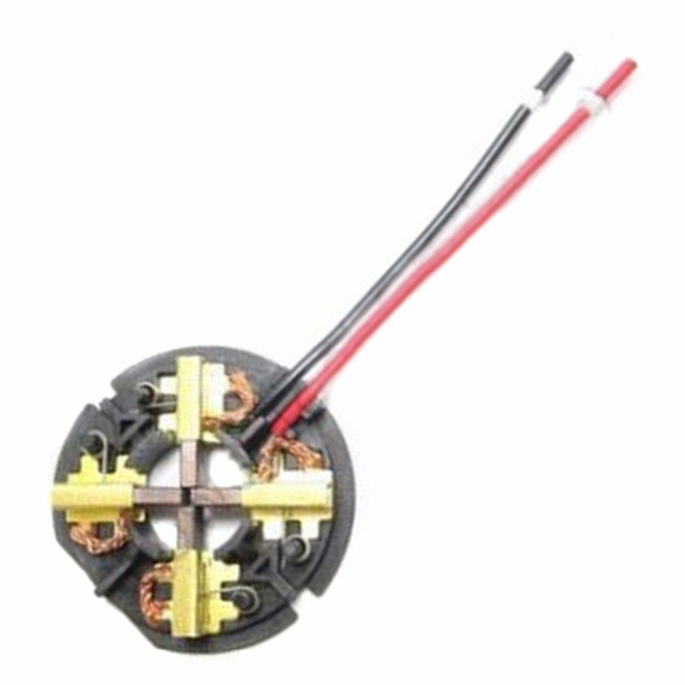18 V Electric Power Tool Carbon Brushes With Plastic Ring For Milwaukee Tools M18 Drill 2602-20 2650-20 C18ID Impact Driver