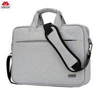 Vbiger Male Laptop Bag Classic Briefcase Business Office Bag Multi Functional Messenger Bag For Men And