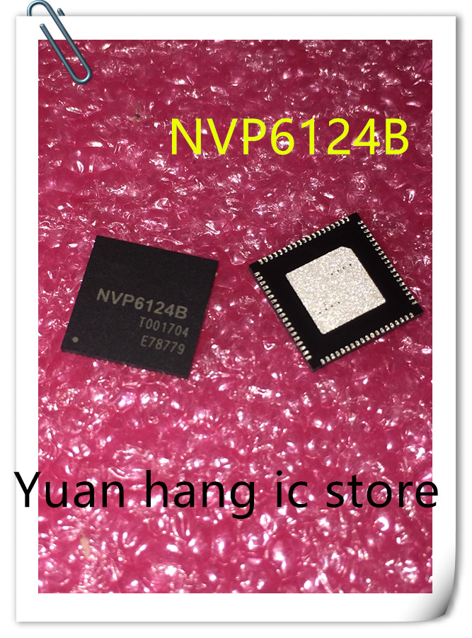1PCS/LOT NVP6124B NVP6124 QFN  New Original