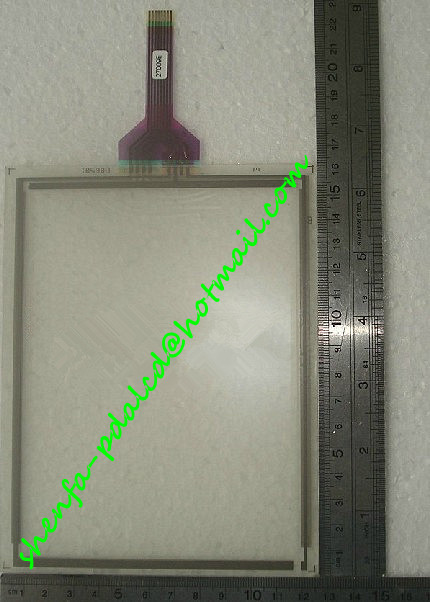 Original touchscreen for GT/GUNZE USP 4.484.038 G-22 touch panel glass new touchscreen for gt gunze usp 4 484 038 g 27 8wires touch new and original 30days warranty