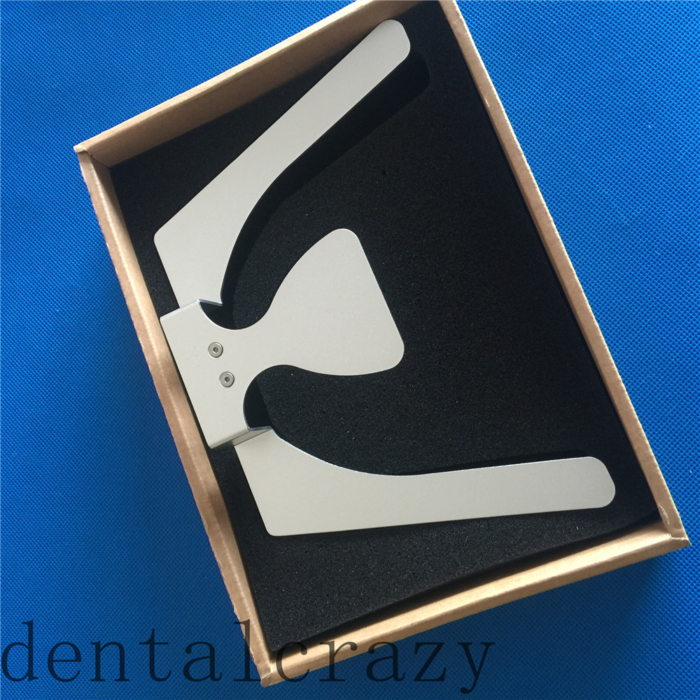 New Dental Occlusal Maxillary Casting Jaw Fox Plane Plate Complete Denture maxillary expansion