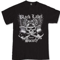 BLACK LABEL SOCIETY T SHIRT S M L XL 2XL 3XL Heavy Metal Band Zakk Wylde
