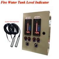 Water Tank Level Liquid Level Display Fire Pool Water Tank Sink Water Level Liquid Level Control Alarm Instrument ZD B30