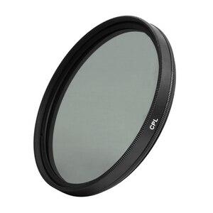 Image 1 - 77mm Circular Polarizing CPL C PL Filter Lens 77mm for Digital Camera DSLR SLR DV Camcorder