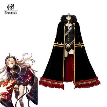 ROLECOS Game FGO Fate Grand Order Cosplay Costume Ereshkigal Costume Sexy Underwear with Cloak for Women Cosplay Costume Cloak - DISCOUNT ITEM  40% OFF Novelty & Special Use