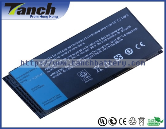 Replacement DELL laptop batteries for Precision M4600 M6600