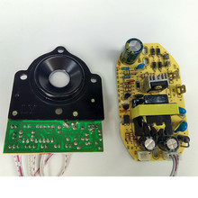 Replacement Humidifier Parts 28V Control Panel Board Potentiometer With Switch Power Supply Nebulizer Plate