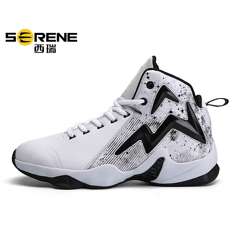 Basket Homme 2019 Men's Basketball Shoes Thermal Ankle Sneakers Boots for Men Gym Sports Shoes Ultra Boost Zapatos Hombre