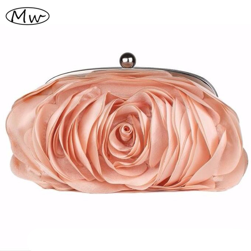 2015 Luxury 3D Flower Evening Bag Print Three-Dimensional Day Clutch Women Party Wedding Dinner Handbag Famous Women Clutches new luxury hollow handbag dinner party bag women s evening bag fashion women s crossbody bag women clutch bags lady gifts flower