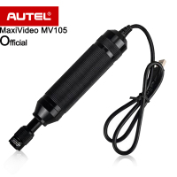 Autel MaxiVideo MV105 Inspection Camera 5 5 Mm Image Head Work With MaxiSys MaxiSys Series PC