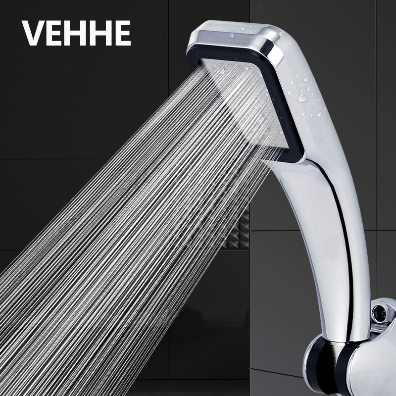 Shower Equipment Trend Mark Vip Link Jn Zhangji Bathroom Anion Spa Shower Head Water Saving Shower Filter Head High Pressure Abs Spray Shower Head Set