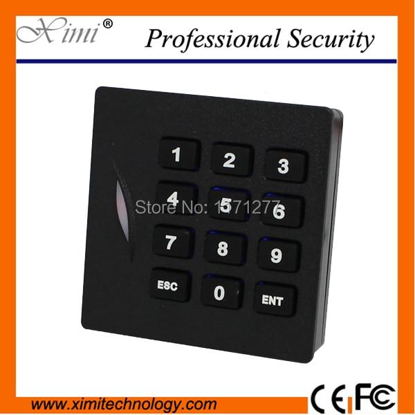 Waterproof  wiegand26 door access control 4pcs per smart 125KHZ ID card reader rfid card reader wiegand 26 input
