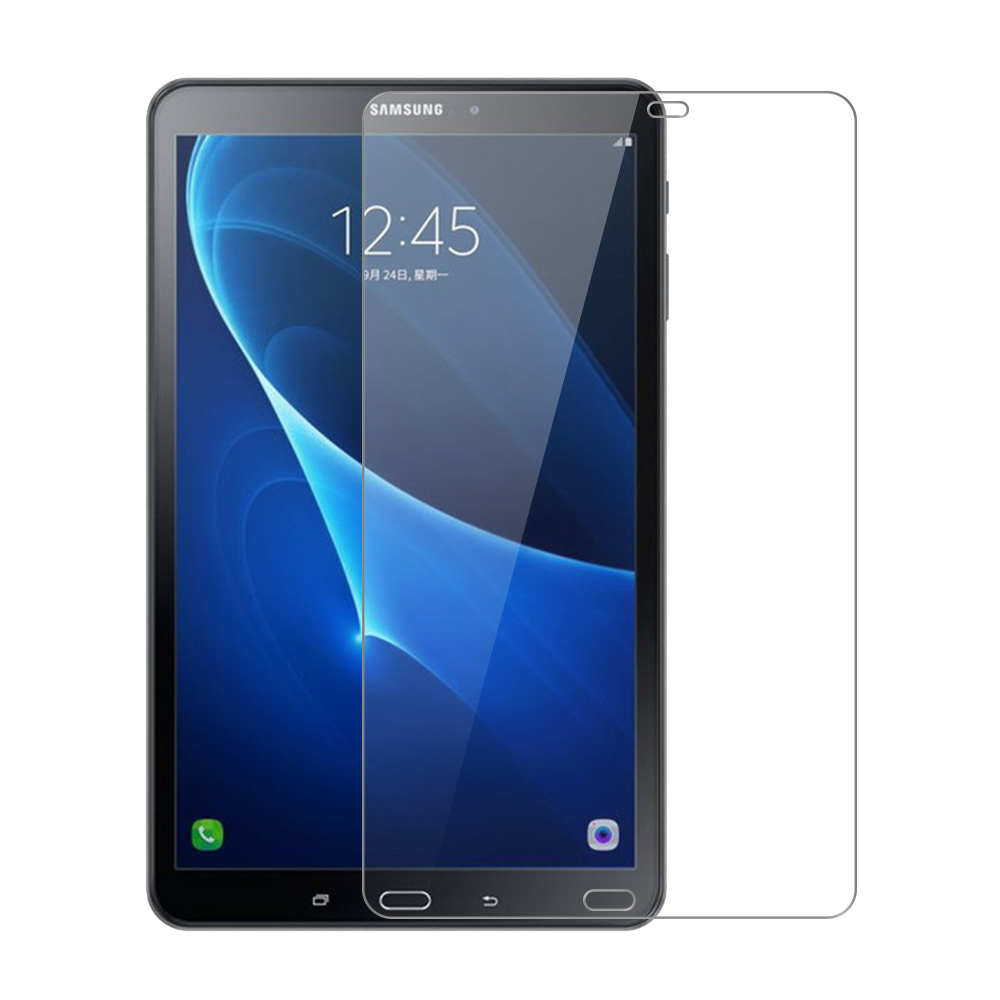 For Samsung Galaxy Tab A A6 10.1 (2016) T580 T585 Tablet PC Tempered Glass Screen Protector Anti-scratch Protective Film Guard protective clear screen protector guard film for samsung galaxy tab 3 lite t110