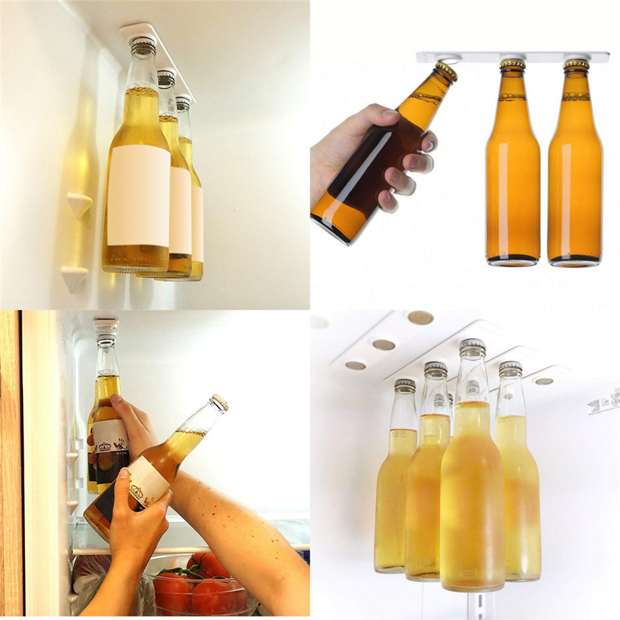 New Kitchen Storage Rack 1pc Refrigerator Fridge Magnet