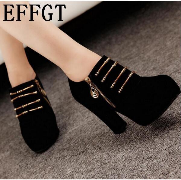 Купить Женщины ' Обувь | EFFGT 2017 <b>new high heels women</b> ...