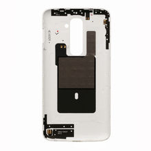 Wholesale 5pcs/lot Original New Black White Gold Rear Back Battery Door With NFC Antenna For LG G2 D802 Back Cover Housing