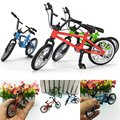 YLHTOYS Baby Toys Small Bike Alloy Plastic Scale Model Miniature Diecast Bicycle Craft Desktop Display Home Decoration Kid Toy