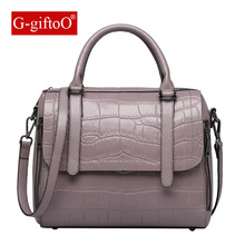 Genuine Leather Bags Ladies Real Leather Bags Women Handbags High Quality Tote Bag for Women Black Fashion Clip Hobos