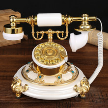 Ye are the top antique European Garden retro home office telephone landline phone caller ID retro telephone voip phone sip intercom for office business ip phone voip telephone portable