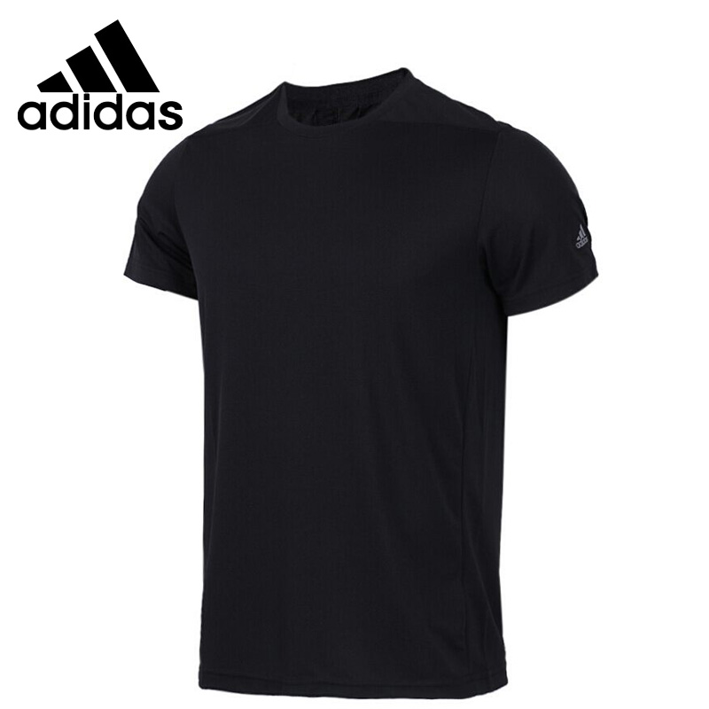 Original New Arrival Adidas M HI DRY TEE Men s T shirts short sleeve Sportswear
