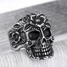 Stainless Gift Skull ring