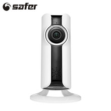 SAFER Wifi 720P VR HD CCTV Camera For Home Kids Wireless IP Camera  Home Security Surveillance 180 Panoramic Camera Baby Monitor