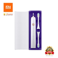 Original Xiaomi Soocare X3 Soocas Head And Travel Box Mi Soocare X 3 Product Toothbrush New