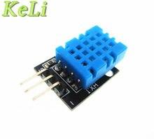5 pçs/lote KY-015 módulo de sensor de temperatura e umidade aplicação DHT-11 dht11 + pcb