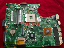 original Laptop motherboard FOR toshibaL750 MAIN BOARD P/N: A000081450 DABLBDMB8E0 100% Work Perfect