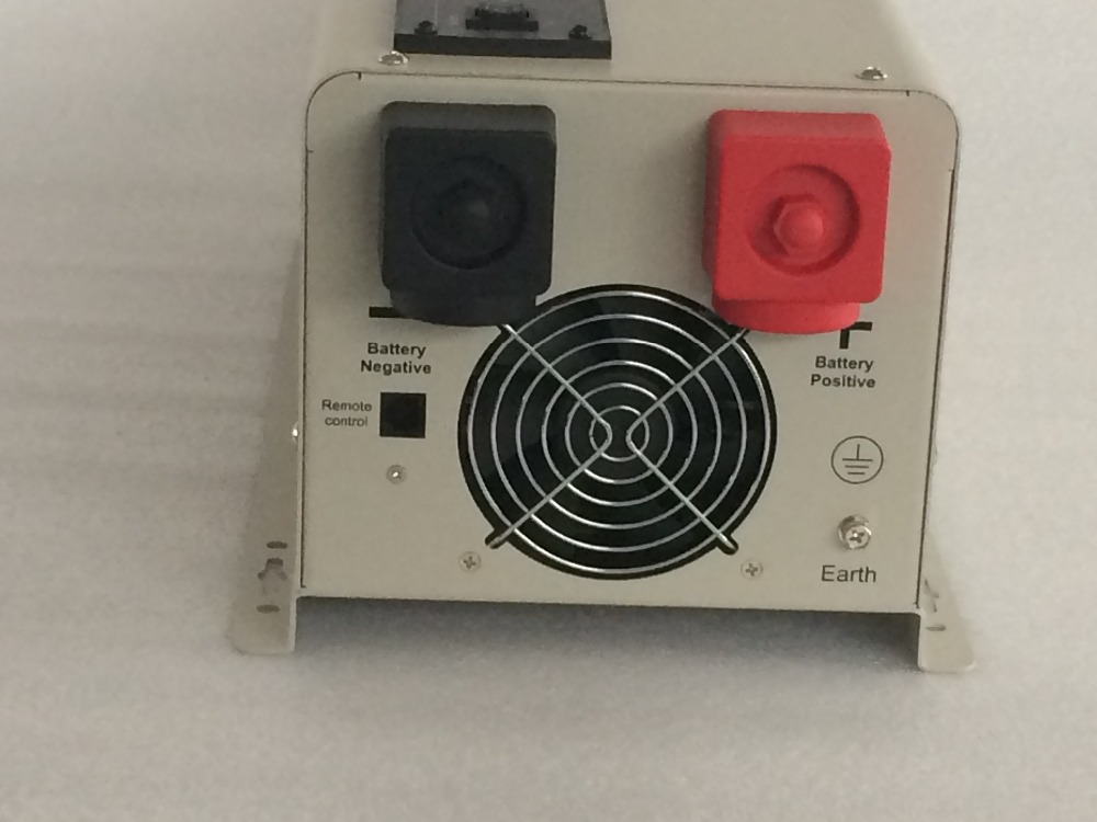 3000 W potencia de salida y DC/AC inversores tipo 3000 W panel solar inversor de onda sinusoidal pura - 5