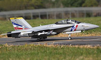 Scale SkyFlight LX EPS Gray Twin 70MM EDF F18 Jolly Roger PNP/ARF RC Airplane Model W/ Motor Servos ESC W/O Battery
