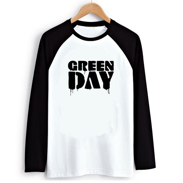 DGCY Male Raglan Green day 1