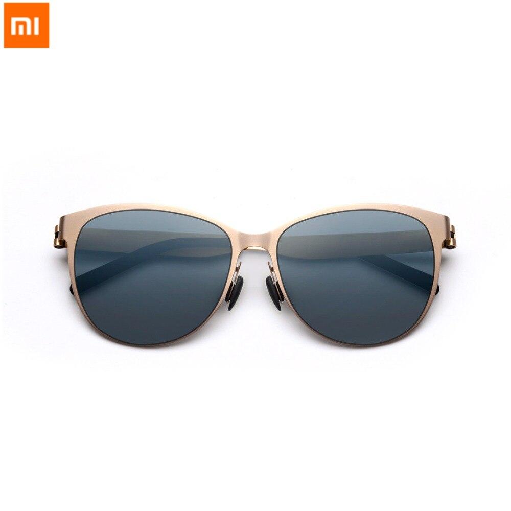 2019 New Original Xiaomi TS Sunglasses Classic Cat Eyes For Fashion Women Fog logo for Outdoor