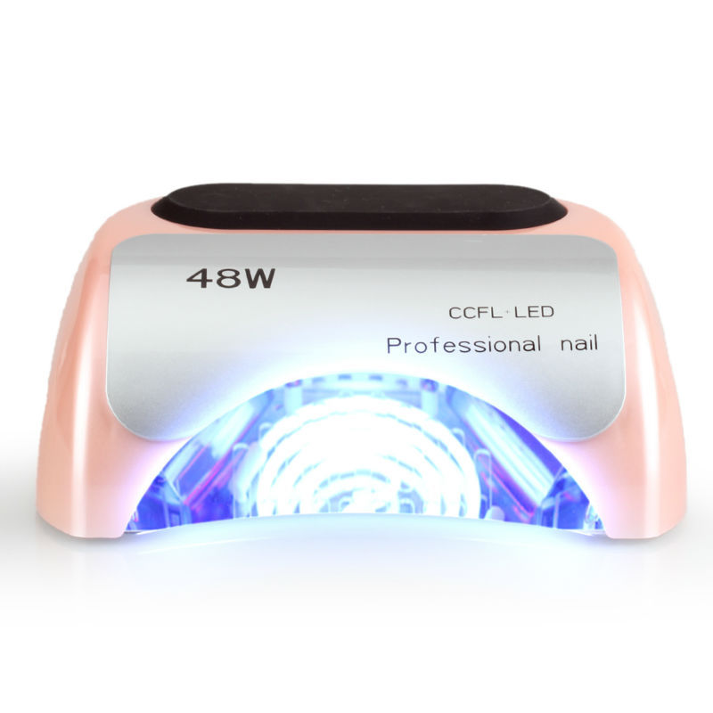 Professional 48W LED Nail Dryer New Arrival LED Gel Lamp Nail Art Tools for Manicure 6 Colors for choose new pro 48w nail lamp manicure dryer fit uv led builder gel all nail polish nail art tools sun5 professional machine