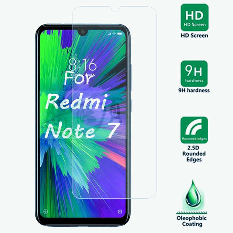 強化ガラス Xiaomi Redmi 注 7 6 5 4 Pro のスクリーンプロテクターのための Xaomi Xiomi Redmi 6 6A K20 プロ S2 保護ガラスフィルム