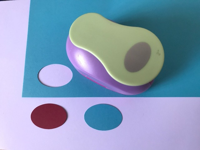 Free Shipping New Arrival 2 Inch Oval Design Eva Foam Punches
